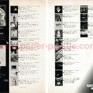 GEORGE HARRISON STEELY DAN PINK FLOYD HAWKWIND SILVERHEAD and more LP advert Japan 1973 [PM-100]
