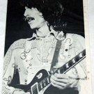 GEORGE HARRISON magazine clipping Japan 1975 #4 [PM-100]