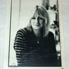 FLEETWOOD MAC CHRISTINE McVIE magazine clipping Japan 1984 [PM-100]