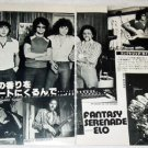 ELECTRIC LIGHT ORCHESTRA ELO magazine clipping Japan 1979 #2 [PM-100]