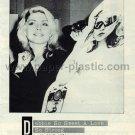 BLONDIE DEBBIE HARRY magazine clipping Japan 1979 [PM-100]