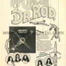 ARGENT Circus LP magazine advertisement USA [PM-100]