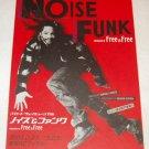 BRING IN 'DA NOISE BRING IN 'DA FUNK show flyer Japan 2003 Savion Glover [PM-200]
