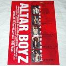 ALTAR BOYZ off-Broadway musical flyer Japan 2009 [PM-200]