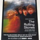 GERED MANKOWITZ Rolling Stones exhibition flyer 2006 Japan [PM-100]