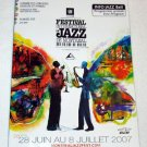 FESTIVAL INTERNATIONAL DE JAZZ DE MONTREAL 2007 program [PM-500]