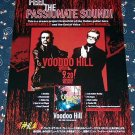 VOODOO HILL Dario Mollo & Glenn Hughes flyer Japan 2000 [PM-200f]