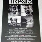 TRAVIS tour & CD flyer Japan 2004 [PM-100f]