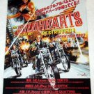 THE WILDHEARTS tour & CD flyer Japan 2003 [PM-100f]