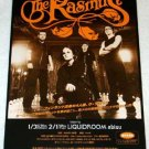 THE RASMUS concert & CD flyer Japan 2005 [PM-100f]