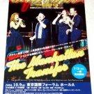 THE MANHATTAN TRANSFER concert & CD flyer Japan 2004 [PM-200f]