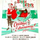 THE BRIAN SETZER ORCHESTRA (The Stray Cats) tour flyer Japan 2004 [PM-100f]
