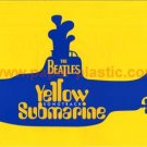 THE BEATLES Yellow Submarine Songtrack flyer 1999 Japan #1 [PM-100f]