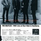 THE BEATLES 1962 Live at Star Club in Hamburg flyer Japan 2000 [PM-100f]