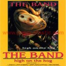 THE BAND High on the Hog CD ad/flyer Japan 1996 [PM-200f]