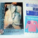 TALKING HEADS Stop Making Sense 2 DVD flyers Japan 2000 [PM-100f]