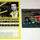 RICHARD PINHAS / HELDON concert flyers Japan 2006 [PM-200f]
