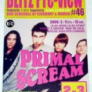 PRIMAL SCREAM gig flyer Japan 2000 [PM-100f]