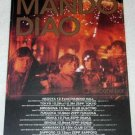 MANDO DIAO Hurricane Tour & CD flyer Japan 2004 [PM-100f]
