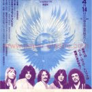JOURNEY Osaka concert flyer Japan 1979 [PM-100f]