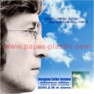 JOHN LENNON Imagine millennium ed. CD flyer Japan 2000 [PM-100f]