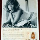JENNIFER LOPEZ This Is Me ... Then CD flyer Japan 2002 [PM-100f]