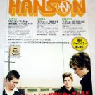 HANSON tour & CD flyer Japan 2004 [PM-100f]