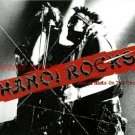 HANOI ROCKS Twelve Shots on the Rocks flyer Japan 2003 [PM-100f]