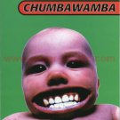 CHUMBAWAMBA Tubthumper gatefold flyer Japan 1997 [PM-100f]