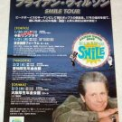 BRIAN WILSON Smile Tour & CD flyer Japan 2005 [PM-100f]