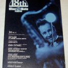BLUE NOTE TOKYO mag Japan 2006 - Nigel Kennedy - jazz [PM-200f]