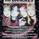 BANGLES tour & CD flyer Japan 2003 [PM-100f]