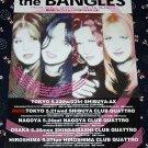 BANGLES tour & CD flyer Japan 2003 [PM-100f]