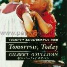 GILBERT O'SULLIVAN Tomorrow, Today 3-inch CD single Japan [CD3-100]