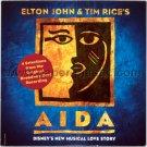 ELTON JOHN & TIM RICE's Aida 4-track sampler CD EP USA [CD-100]