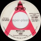 GRIN / NILS LOFGREN White Lies 45 USA promo [7-100]