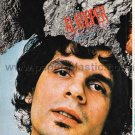 AL KOOPER magazine clipping Japan 1972 [PM-100]