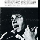 JULIEN CLERC magazine clipping Japan 1974 - exclusive photo [PM-100]