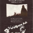 WISHBONE ASH Argus LP advertisement Japan [PM-100]