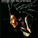 BOB MARLEY: LIVE IN CONCERT movie flyer Japan [PM-100f]