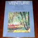 VENTURE: The Traveler's World magazine USA March 1970 [PM-500]