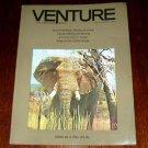 VENTURE: The Traveler's World magazine July-August 1970 [PM-500]