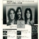 THREE DOG NIGHT Joy to the World LP advert Japan #2 + BOBBY VINTON STEELY DAN B.B. KING [PM-100]