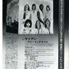 THREE DOG NIGHT Cyan LP advertisement Japan [PM-100]
