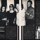 COCKNEY REBEL STEVE HARLEY magazine clipping Japan 1975 [PM-100]