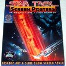 STAR TREK Screen Posters for Macintosh [SP-250]
