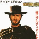 THE GOOD, THE BAD, AND THE UGLY Clint Eastwood DVD flyer Japan [PM-50f]
