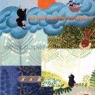 Zdenek Miler Mole Czech anime retrospective Japan 2002 [PM-100]
