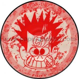 GENDOU MISSILE I-Ya-Da! EP Japan Nagomu Records Punk [7-250]
