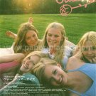 THE VIRGIN SUICIDES Kristen Dunst Sofia Coppola movie flyer Japan [PM-100f]